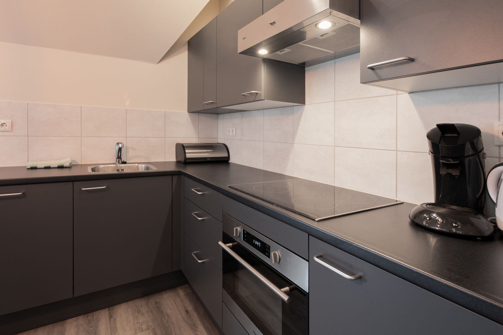 6 persoons appartement
