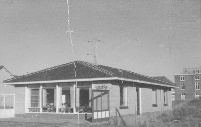 Bungalow for the hotel (1958)